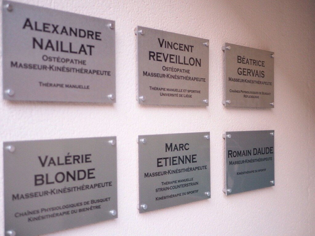 plaques pro MANAO